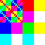 color patterns RGB111