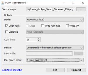 ham_convert 0.9.5