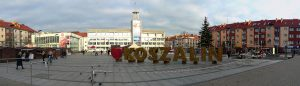 Koszalin market square